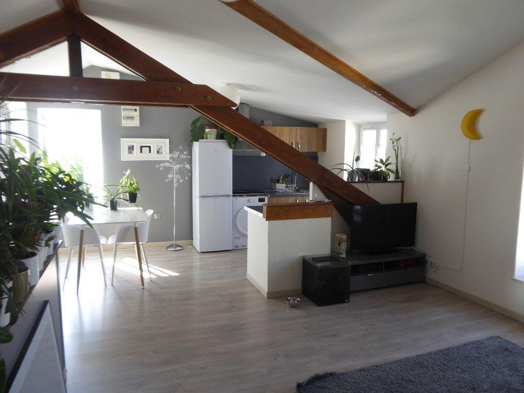 Appartement à louer 3 40m2 à Limoges vignette-3