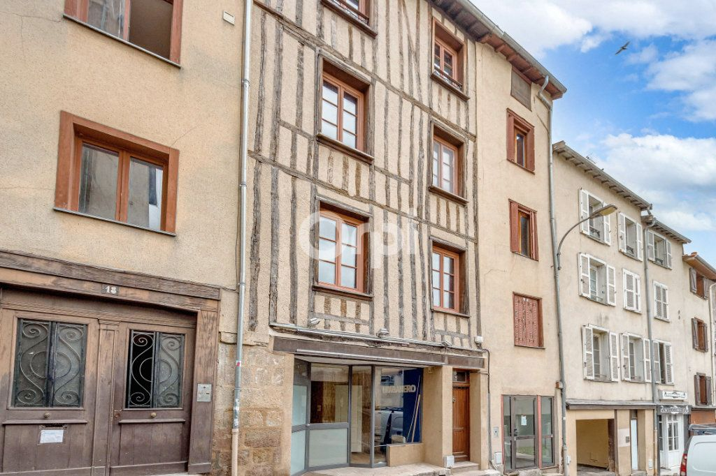Appartement à vendre 1 32m2 à Limoges vignette-2