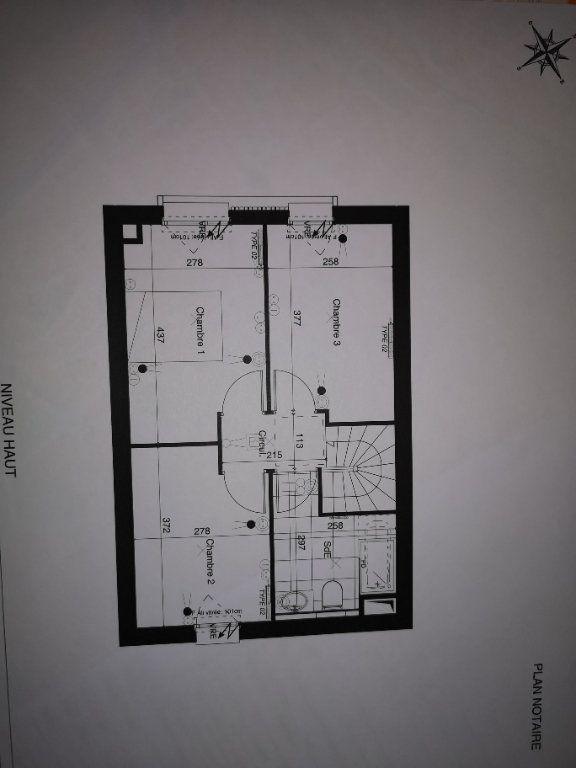 Appartement à vendre 4 80m2 à Bezannes plan-1