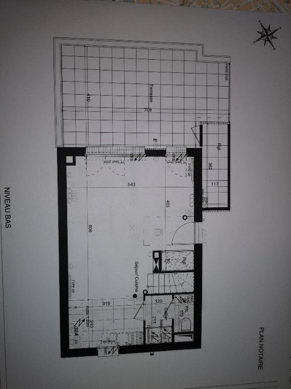 Appartement à vendre 4 80m2 à Bezannes plan-2