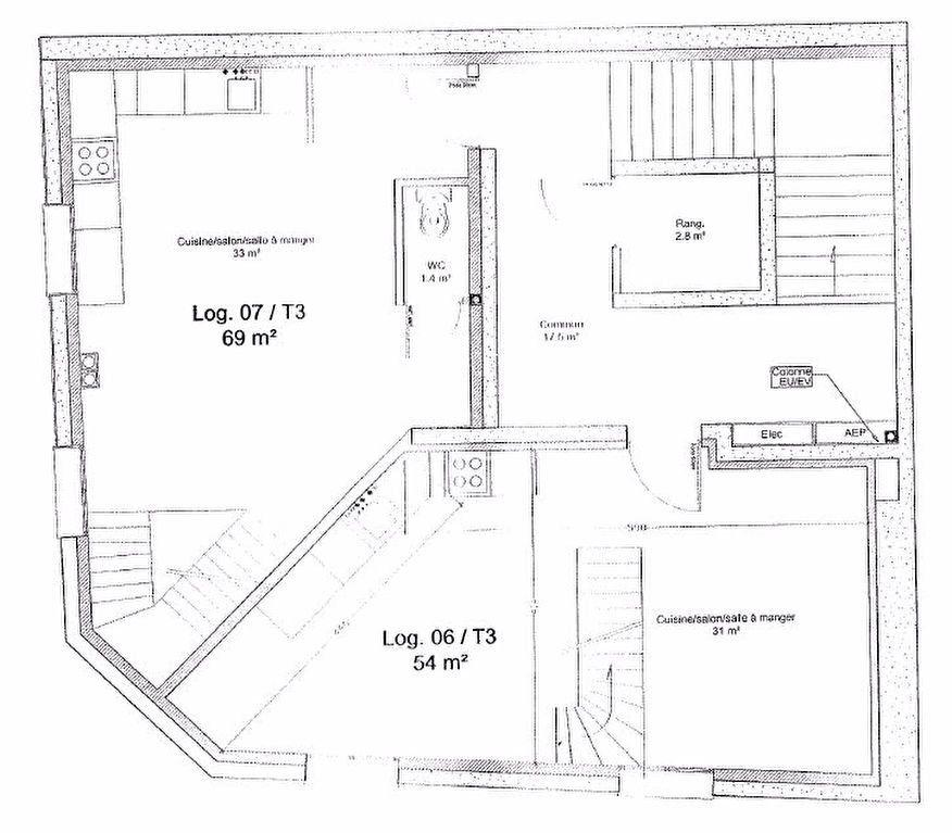 Appartement à louer 3 54m2 à Reims vignette-5