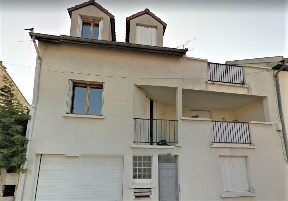 Appartement à louer 2 44.43m2 à Reims vignette-1