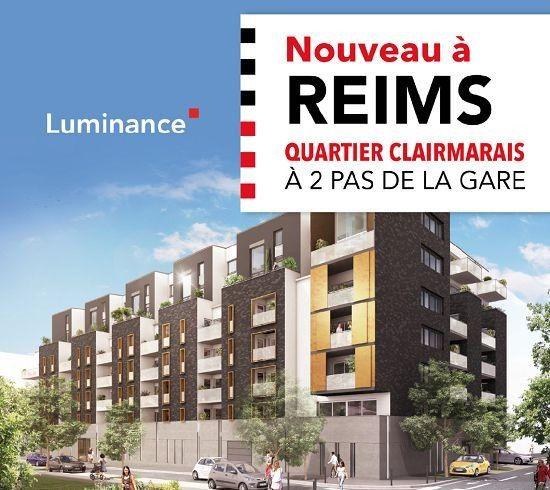 Appartement à louer 3 64.65m2 à Reims vignette-1