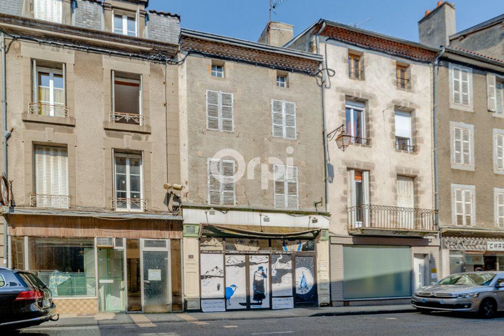 Immeuble à vendre 0 150m2 à Bellac vignette-1