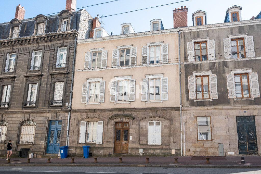 Immeuble à vendre 0 0m2 à Limoges vignette-1