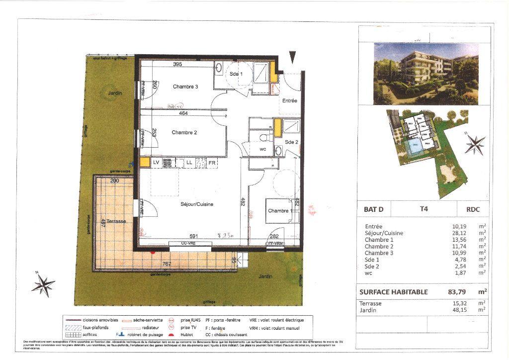 Appartement à vendre 4 83.79m2 à Six-Fours-les-Plages vignette-2