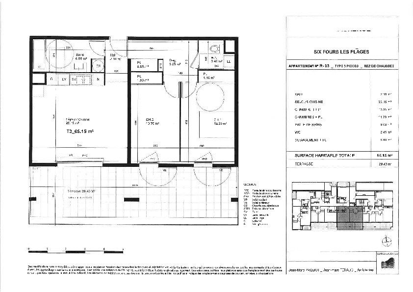 Appartement à vendre 3 65.15m2 à Six-Fours-les-Plages vignette-3