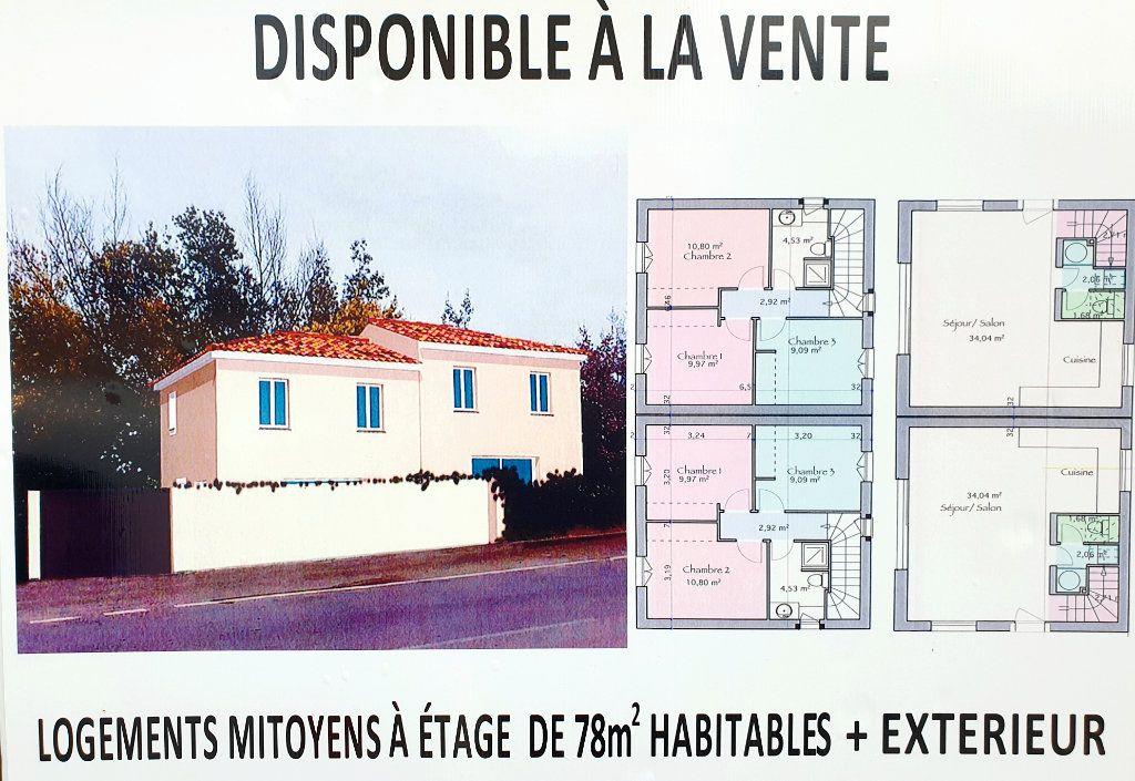Maison à vendre 4 78m2 à La Seyne-sur-Mer vignette-2