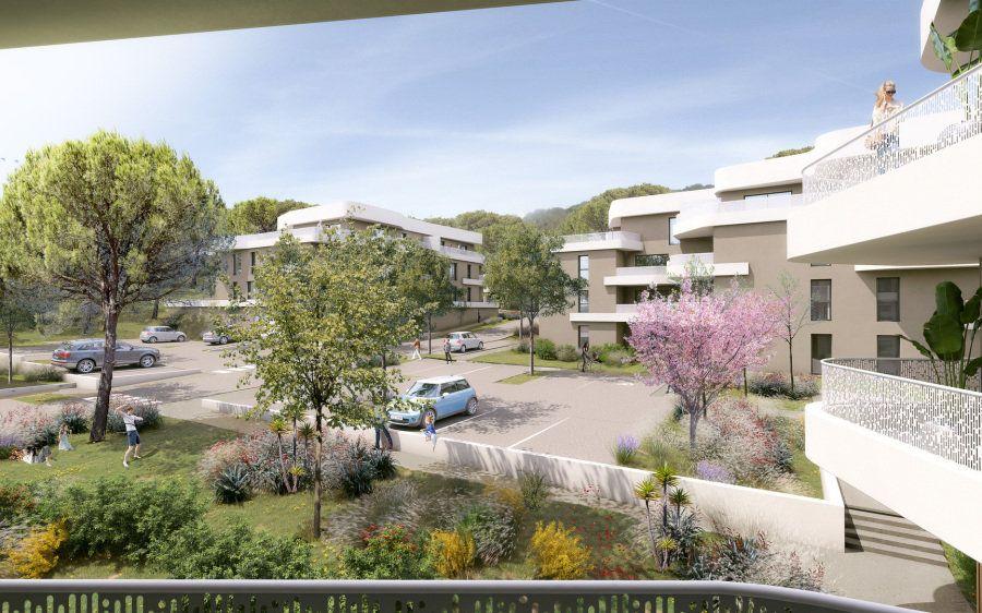 Appartement à vendre 0 39m2 à Saint-Mandrier-sur-Mer vignette-2