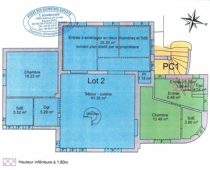Appartement à vendre 4 82m2 à Sanary-sur-Mer vignette-6