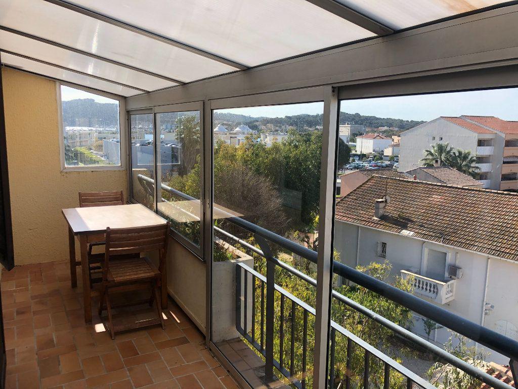 Appartement à vendre 2 32m2 à La Seyne-sur-Mer vignette-1