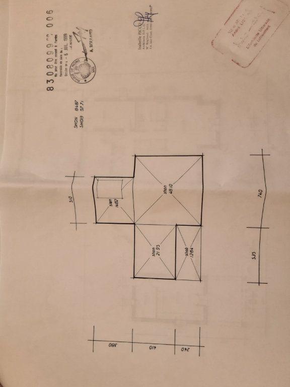 Maison à vendre 6 230m2 à Callian plan-3