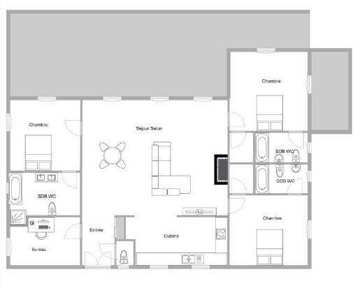 Maison à vendre 8 170m2 à Mandelieu-la-Napoule plan-1