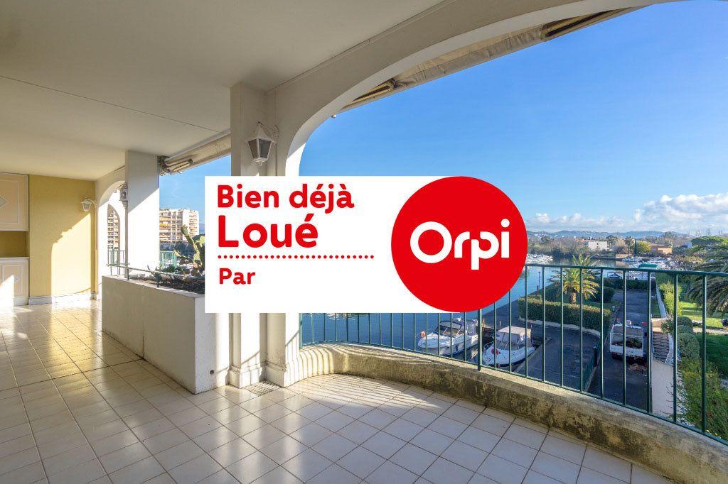 Appartement à louer 3 73.04m2 à Mandelieu-la-Napoule vignette-1