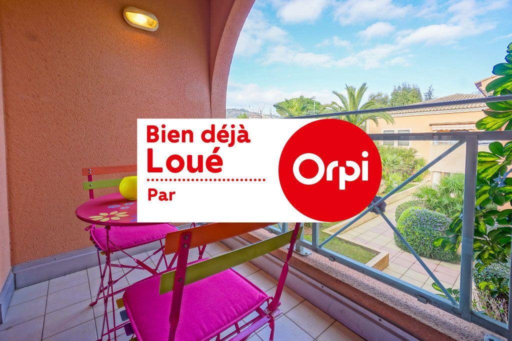 Appartement à louer 1 26.87m2 à Mandelieu-la-Napoule vignette-1