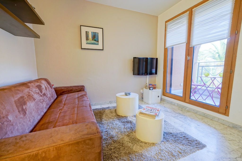 Appartement à louer 1 26.87m2 à Mandelieu-la-Napoule vignette-4