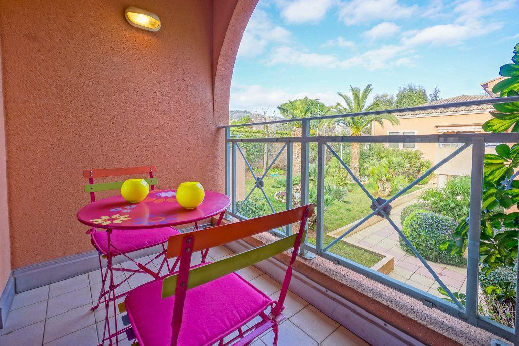 Appartement à vendre 1 26.87m2 à Mandelieu-la-Napoule vignette-2