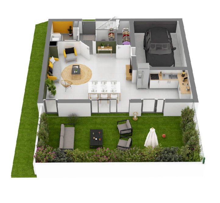 Appartement à vendre 2 40.9m2 à Mandelieu-la-Napoule vignette-2