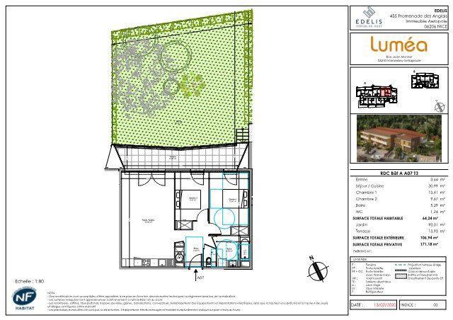 Appartement à vendre 3 64.24m2 à Mandelieu-la-Napoule vignette-6