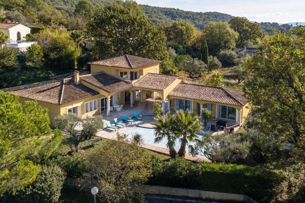 Maison à vendre 8 300m2 à Tourrettes vignette-1