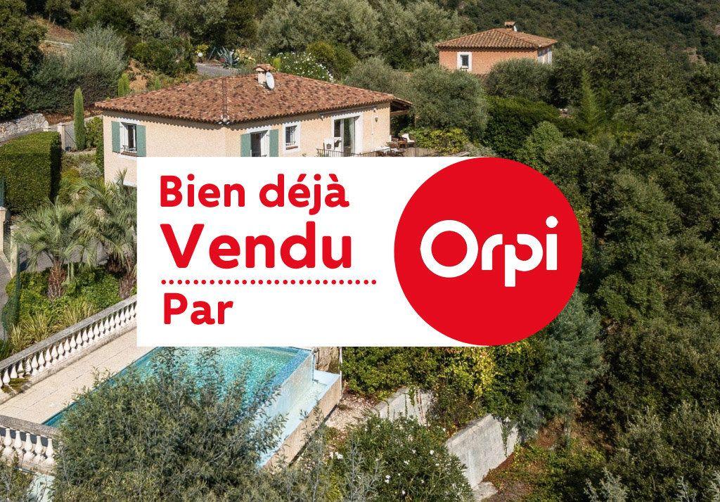 Maison à vendre 7 143.26m2 à Auribeau-sur-Siagne vignette-1