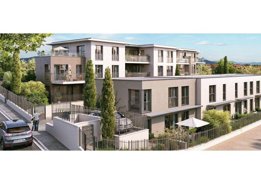 Appartement à vendre 3 62.95m2 à Mandelieu-la-Napoule vignette-1