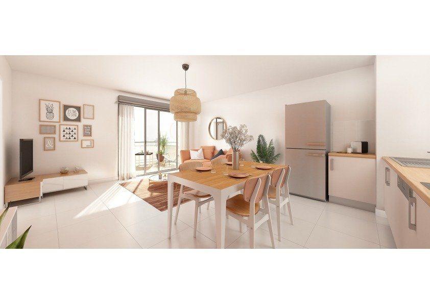 Appartement à vendre 3 62.95m2 à Mandelieu-la-Napoule vignette-2