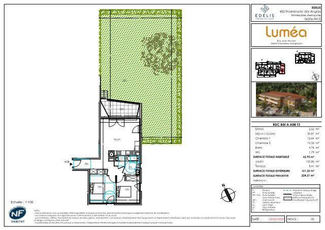 Appartement à vendre 3 62.95m2 à Mandelieu-la-Napoule vignette-4