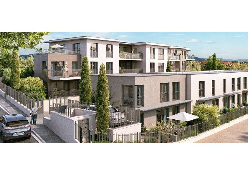 Appartement à vendre 3 63.12m2 à Mandelieu-la-Napoule vignette-1