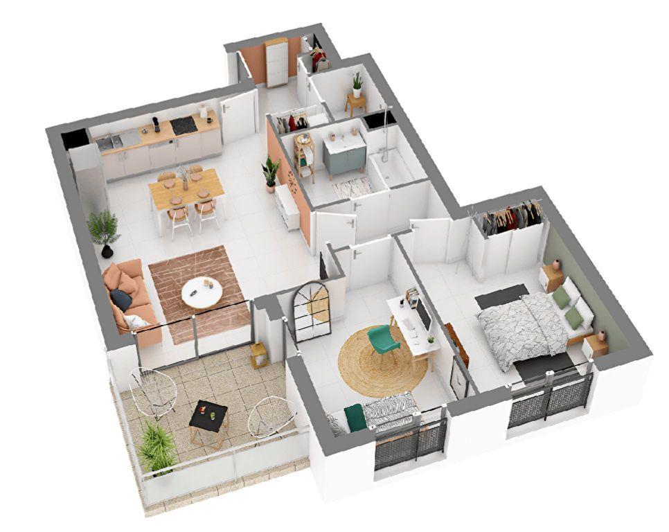 Appartement à vendre 4 87.13m2 à Mandelieu-la-Napoule vignette-4