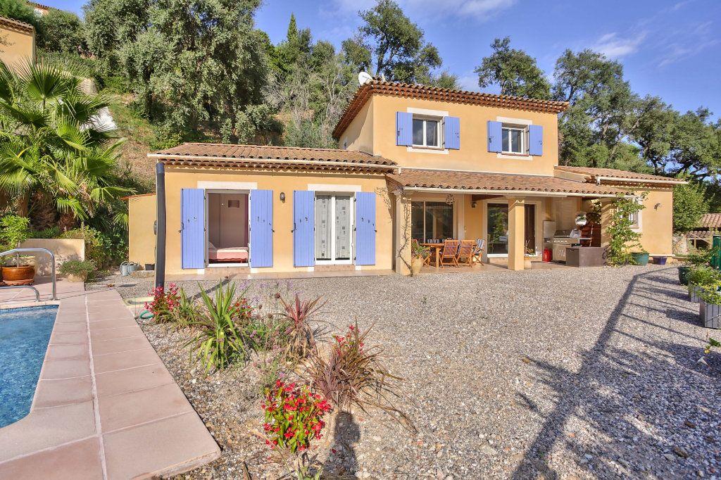 Maison à vendre 5 120.5m2 à Auribeau-sur-Siagne vignette-4