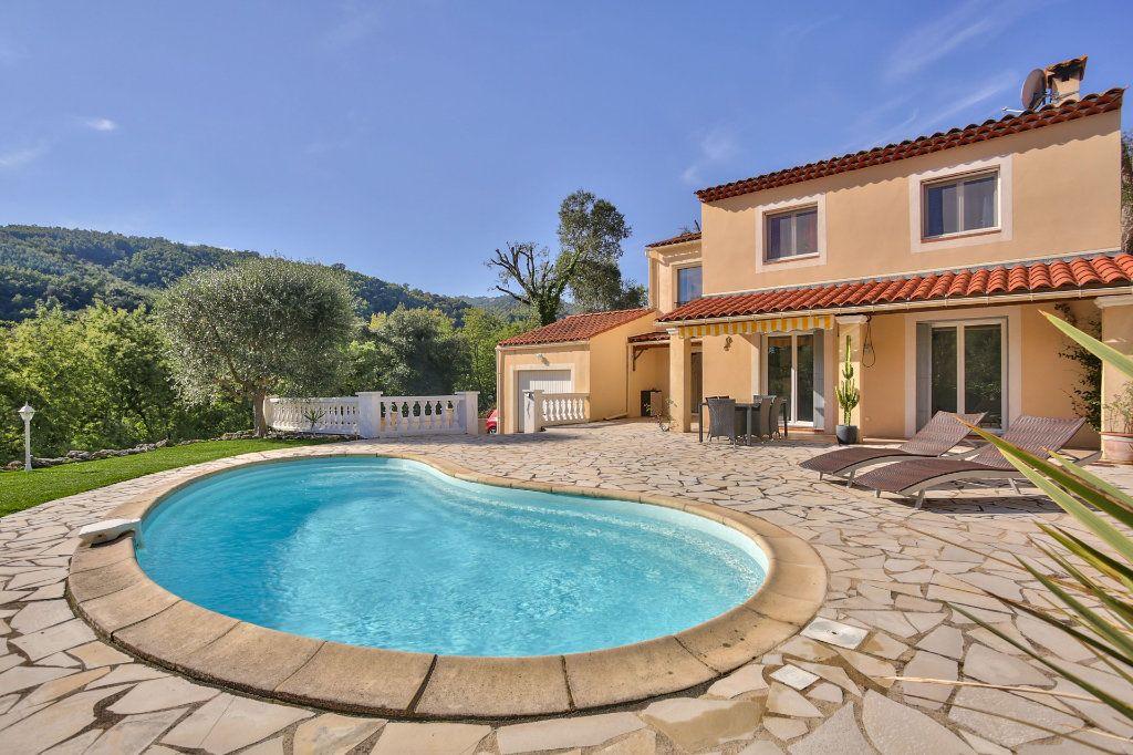 Maison à vendre 5 110.61m2 à Auribeau-sur-Siagne vignette-2