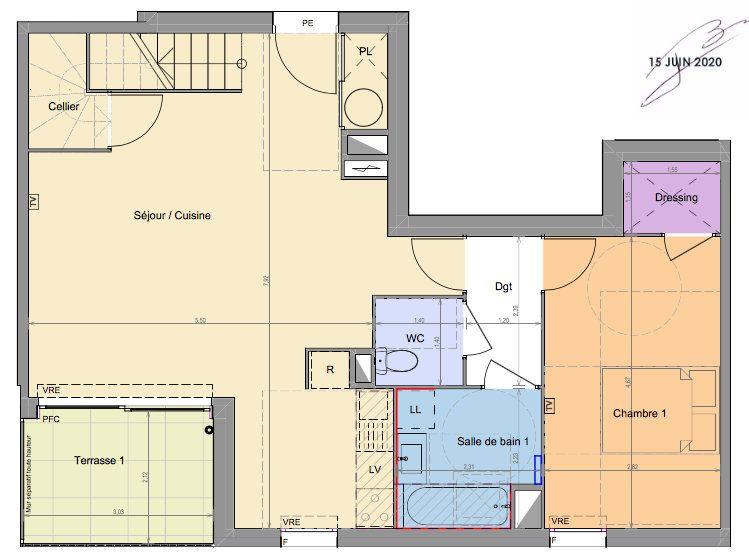 Appartement à vendre 4 86.35m2 à Mandelieu-la-Napoule vignette-2