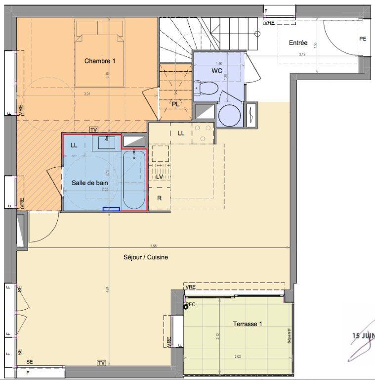 Appartement à vendre 4 97.49m2 à Mandelieu-la-Napoule vignette-2