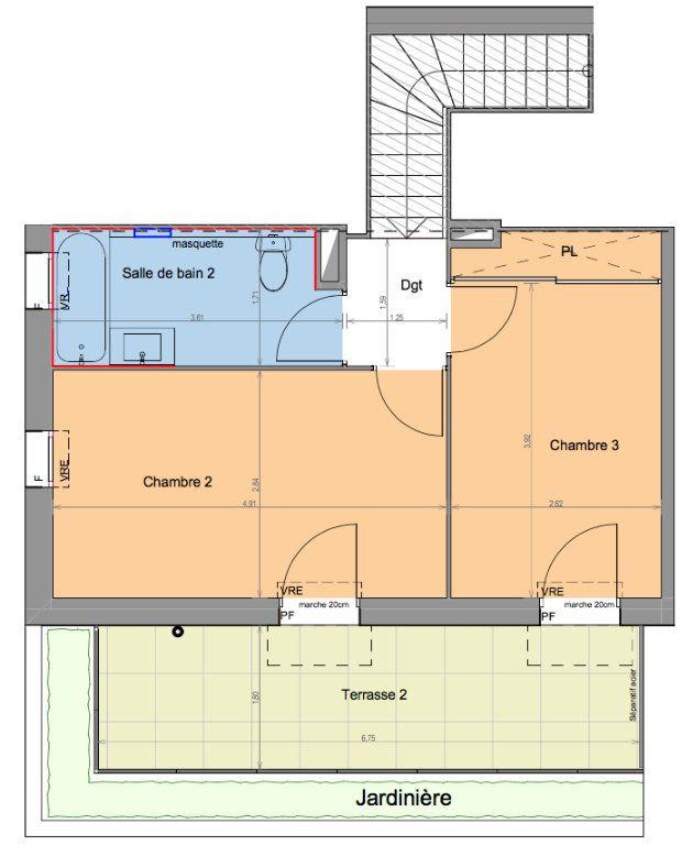 Appartement à vendre 4 97.49m2 à Mandelieu-la-Napoule vignette-3