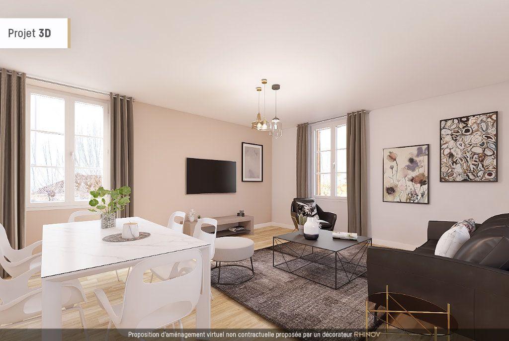 Appartement à vendre 2 50.44m2 à Fayence vignette-1