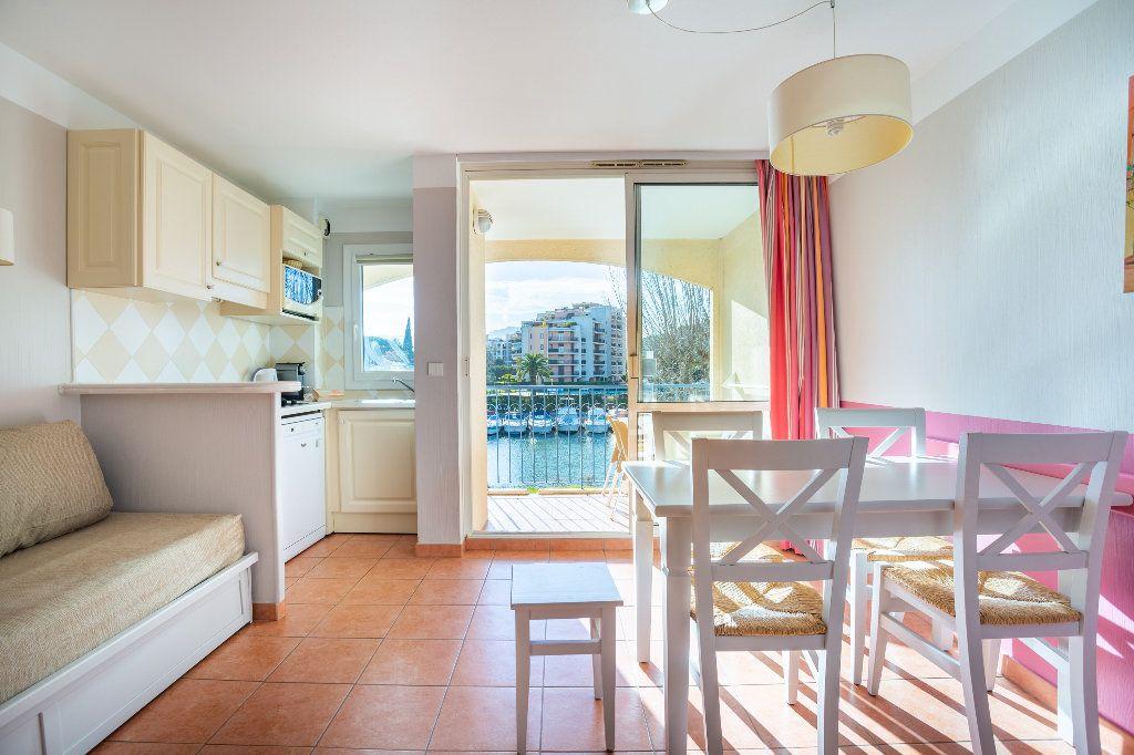 Appartement à vendre 2 32.38m2 à Mandelieu-la-Napoule vignette-3