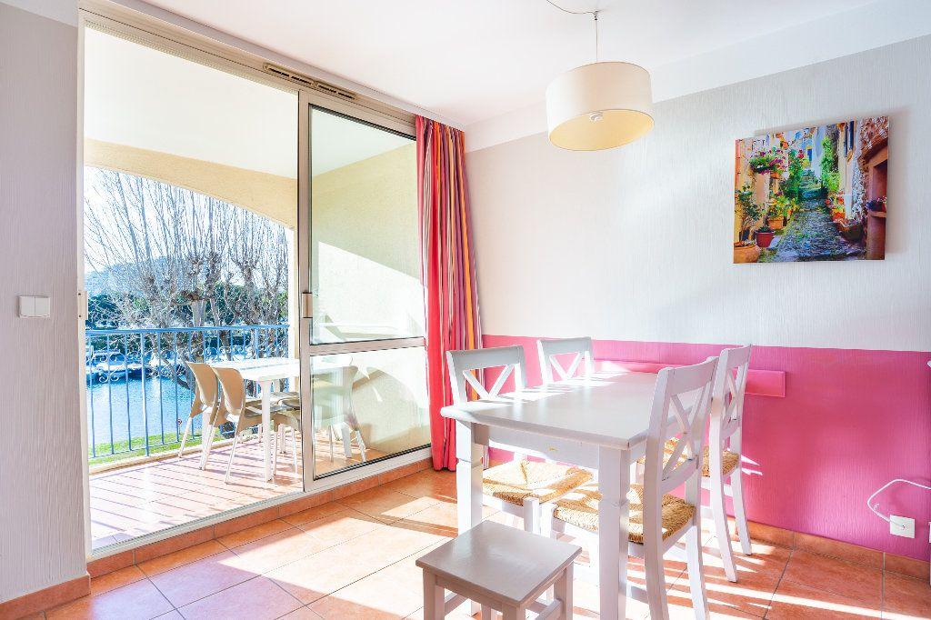 Appartement à vendre 2 32.38m2 à Mandelieu-la-Napoule vignette-4