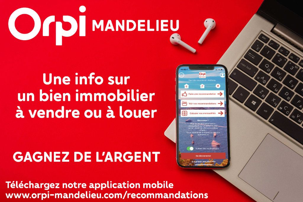 Appartement à louer 3 67.24m2 à Mandelieu-la-Napoule vignette-8