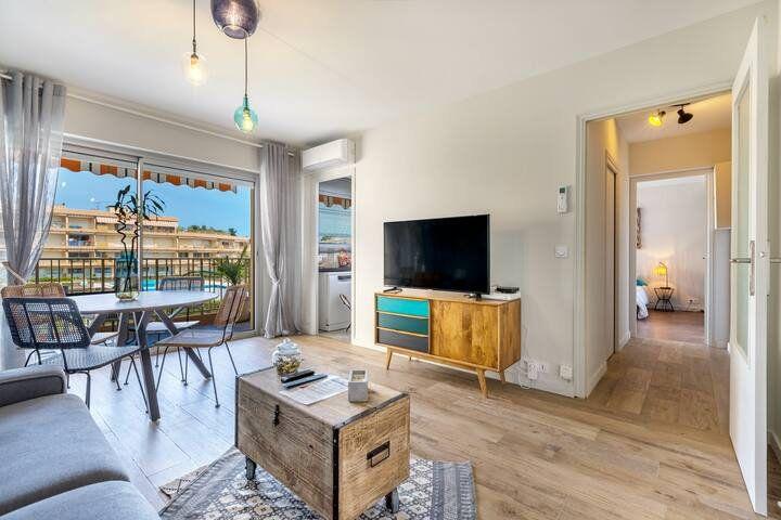 Appartement à vendre 2 43.66m2 à Mandelieu-la-Napoule vignette-1