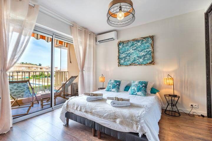Appartement à vendre 2 43.66m2 à Mandelieu-la-Napoule vignette-7