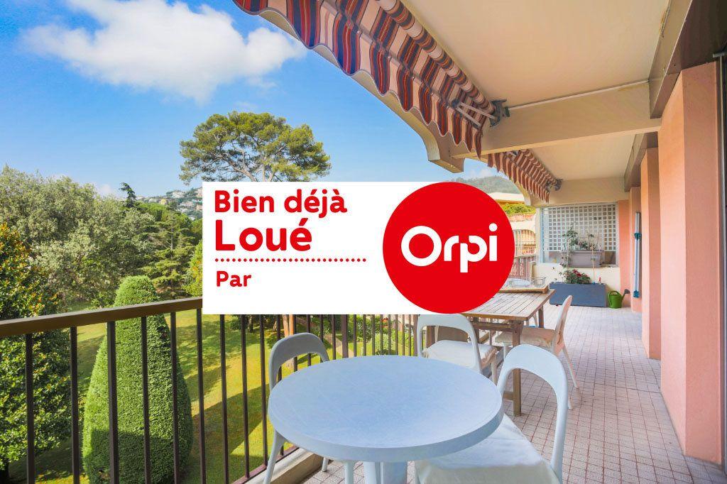 Appartement à louer 2 57.28m2 à Mandelieu-la-Napoule vignette-1