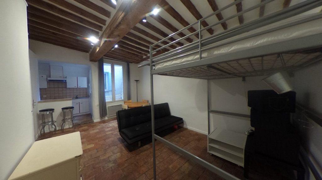 Appartement à louer 1 26.2m2 à Aix-en-Provence vignette-1