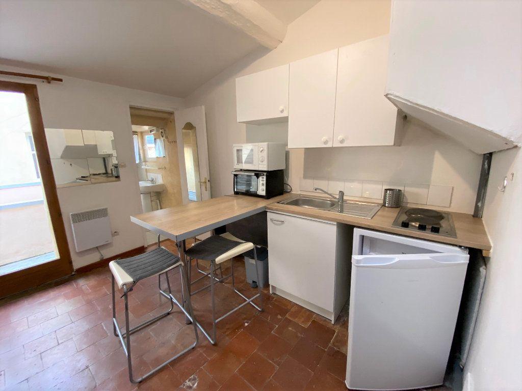 Appartement à louer 1 21.69m2 à Aix-en-Provence vignette-1