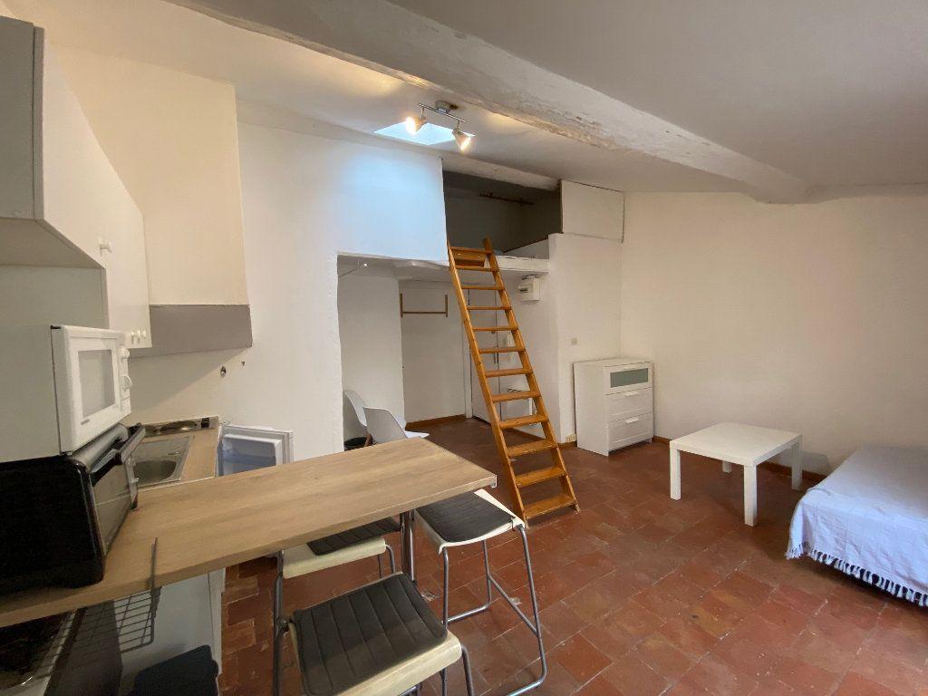 Appartement à louer 1 21.69m2 à Aix-en-Provence vignette-2