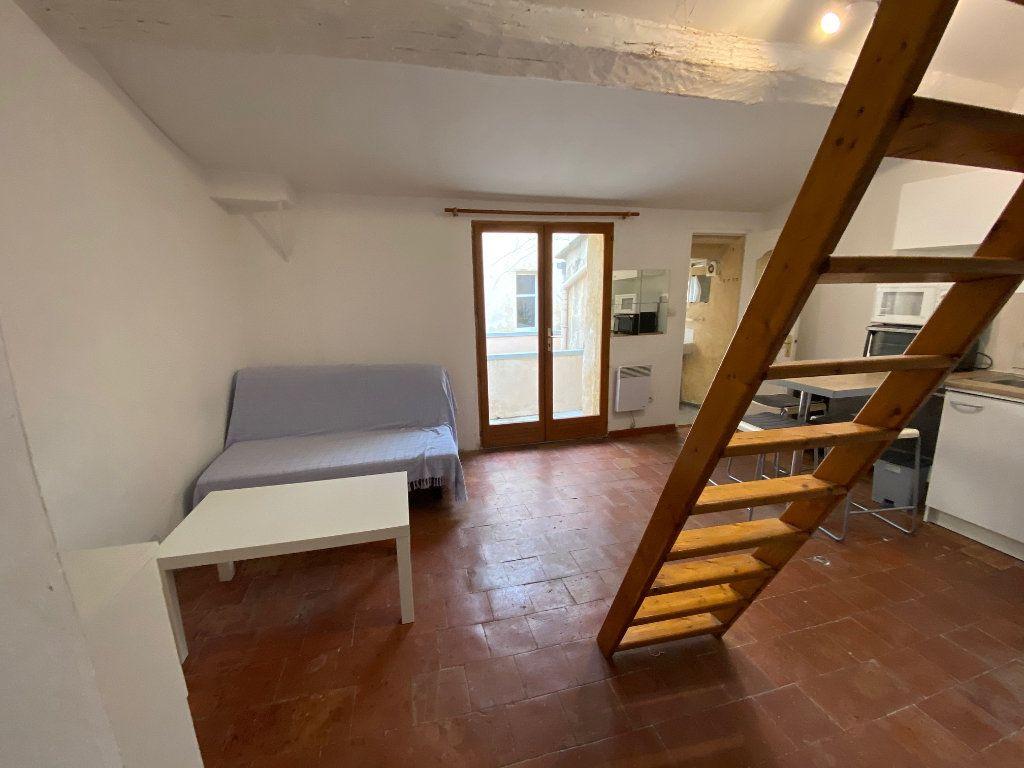 Appartement à louer 1 21.69m2 à Aix-en-Provence vignette-3