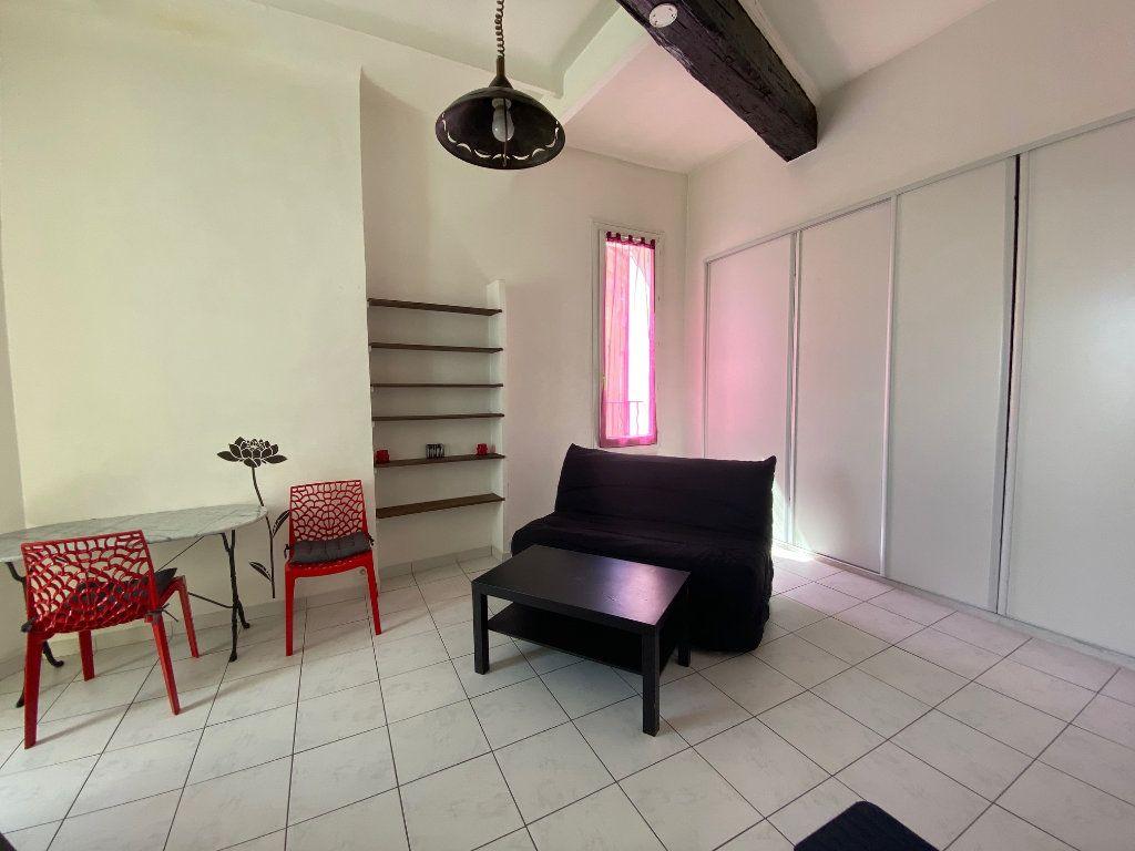 Appartement à louer 1 21.88m2 à Aix-en-Provence vignette-1