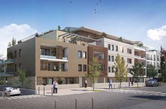 Appartement à vendre 3 59m2 à Aix-en-Provence vignette-2