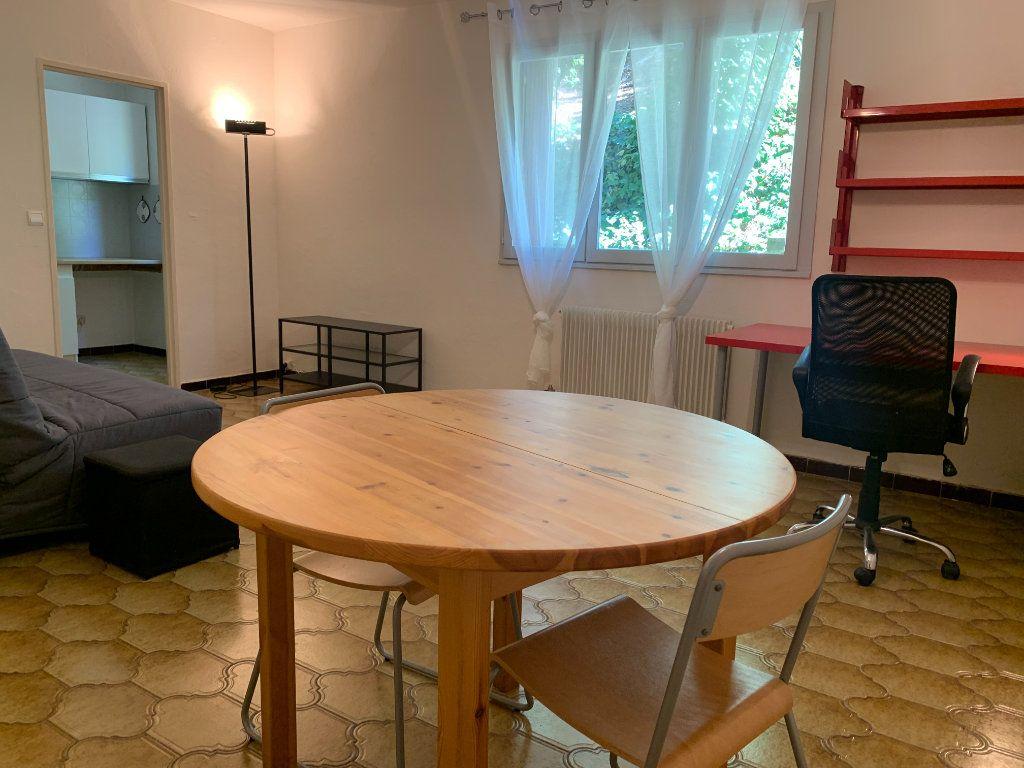 Appartement à louer 1 34.63m2 à Aix-en-Provence vignette-4