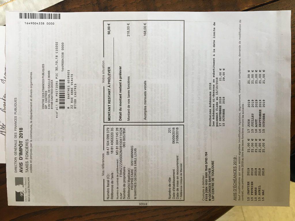 Appartement à vendre 4 90.92m2 à Castres plan-3